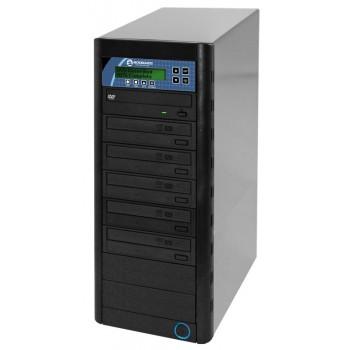 Explorer 1-5 Professional Quality CD & DVD Duplicator Tower