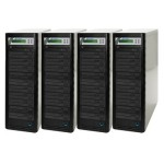 Magellan Infinity Linkable 10 Bay CD & DVD Copy Tower